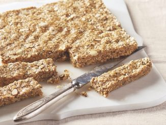 Super-Seedy Granola Bars