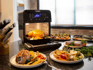 Cooking Veggies in the NuWave Brio Digital Air Fryer - Food & Nutrition Magazine - Stone Soup