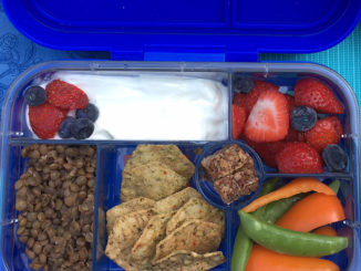 A Product that Makes School Lunches Fun and Easy? Believe It