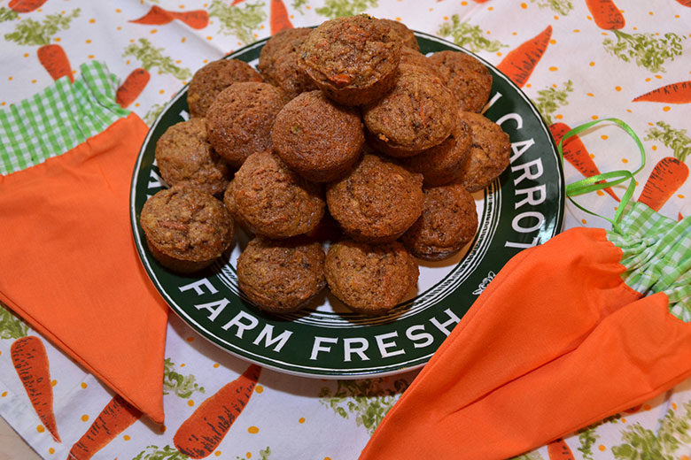 Having Good Wholesome Fun with Apple Carrot Muffins | Food & Nutrition | Stone Soup