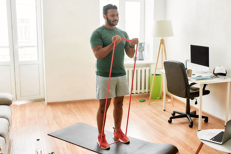 5 Essential Items for Effective At-Home Workouts - Food & Nutrition Magazine - Stone Soup