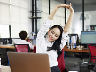 Be Healthier at Work by Breaking These Habits