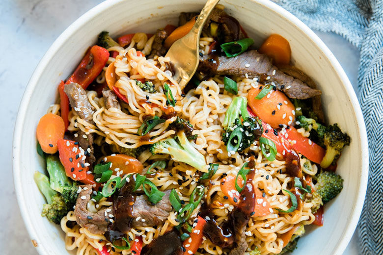 Beef and Veggie Stir Fry - Food & Nutrition Magazine - Stone Soup