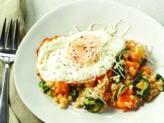Brown Rice Breakfast Risotto | Food & Nutrition Magazine | Volume 10, Issue 1