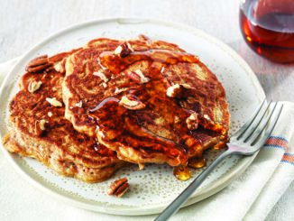 Carrot Pancakes   Food & Nutrition Magazine   Volume 9, Issue 1