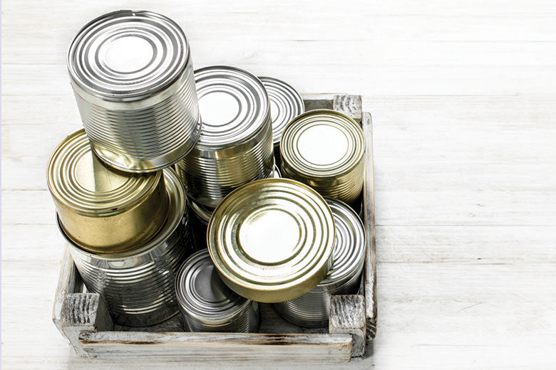 A Case for Canned Produce