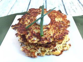 Cauliflower Latkes   Food & Nutrition   Stone Soup