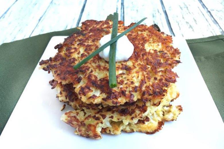 Cauliflower Latkes | Food & Nutrition | Stone Soup