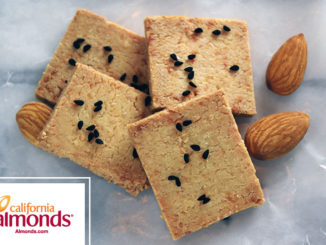 Chipotle Lime Almond Crackers