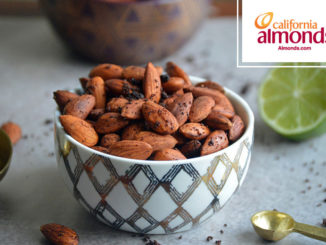 Chili Lime Roasted Almonds