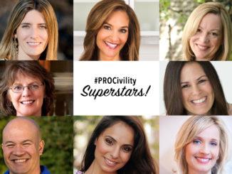 Spotlight on Civility: Interviews with 8 Social Media Rock Stars