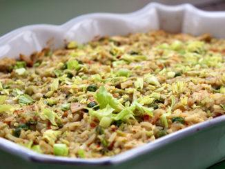 Continental Rice Casserole