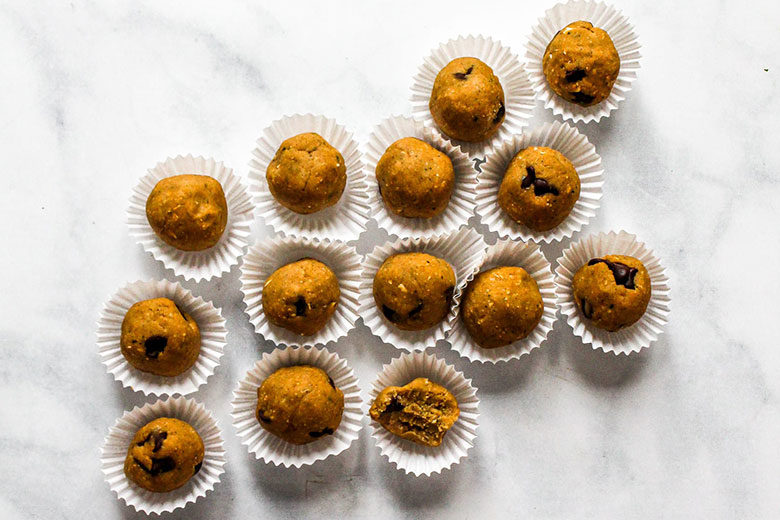Cookie Dough Snack Bites - Food & Nutrition Magazine - Stone Soup