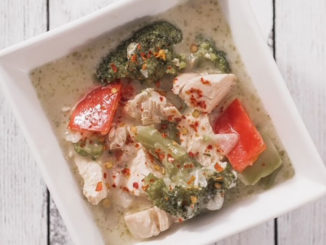 Creamy Broccoli Chicken Soup - Food & Nutrition Magazine - Stone Soup