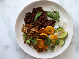 Cuban-Inspired Pork Rice Bowls - Food & Nutrition Magazine - Stone Soup
