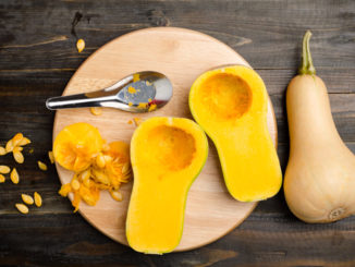 Curried Apple-Butternut Squash Soup