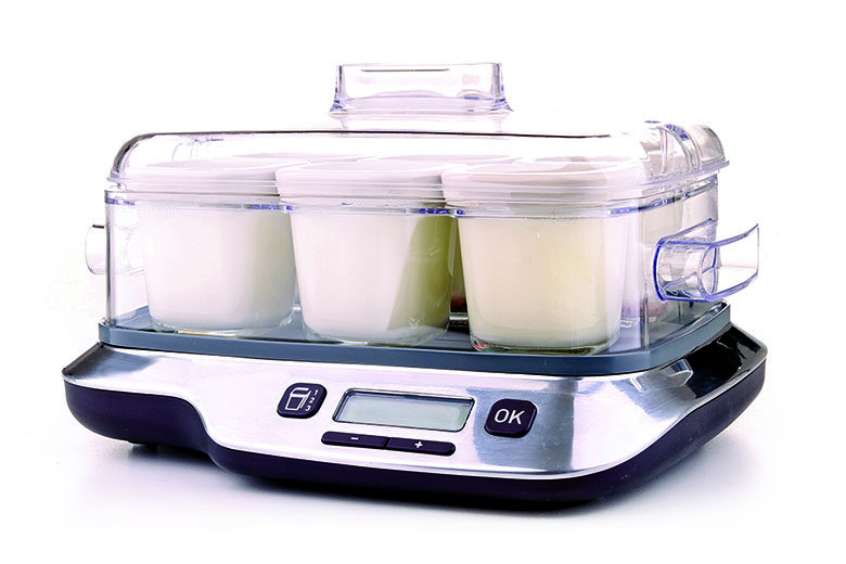 Yogurt Maker: A DIY Approach to Fermented Food | Food & Nutrition Magazine | Volume 9, Issue 2