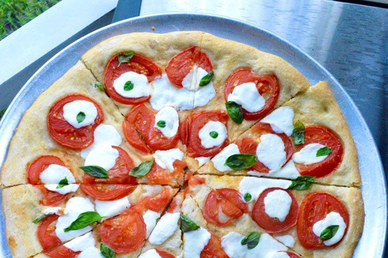 Extra Thin and Crispy Pizza Dough - Food & Nutrition Magazine - Stone Soup