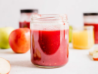 Mixed Berry Applesauce