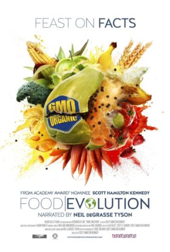 Food Evolution film poster