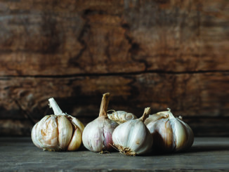 Peeling and Dealing with Fresh Garlic