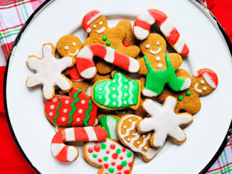 Irresistible Chewy Gingerbread Cookies - Food & Nutrition Magazine - Stone Soup