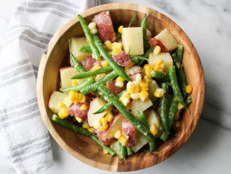 Green Bean Potato Salad - Food & Nutrition Magazine - Stone Soup