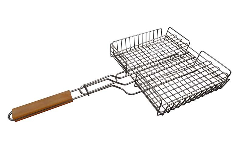 Grill Basket: A No-Fuss Way to Barbecue | Food & Nutrition Magazine | Volume 9, Issue 3