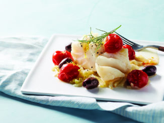 Haddock with Quick-Pickled Fennel