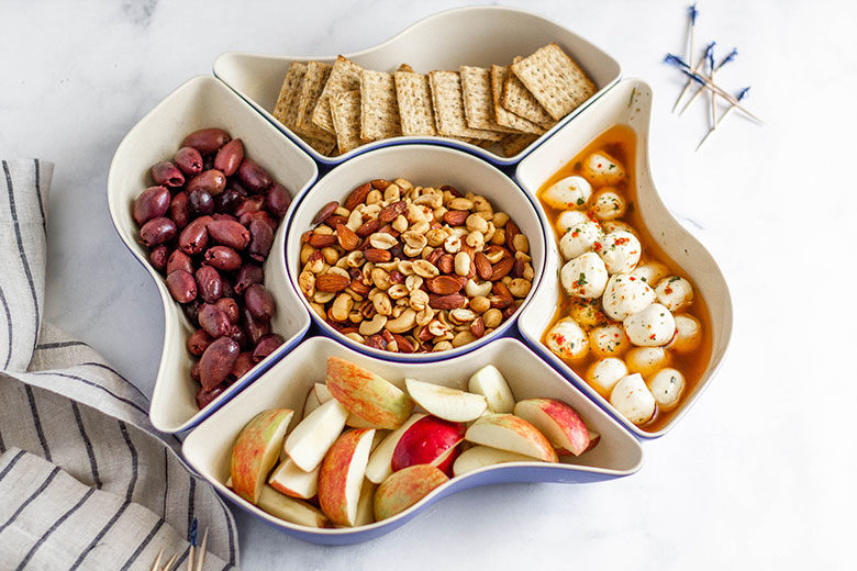 Beautiful Appetizer Spread Made Easy - Food & Nutrition Magazine - Stone Soup