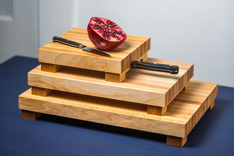 High-end Multipurpose Cutting Board for Everyday Use - Food & Nutrition Magazine - Stone Soup