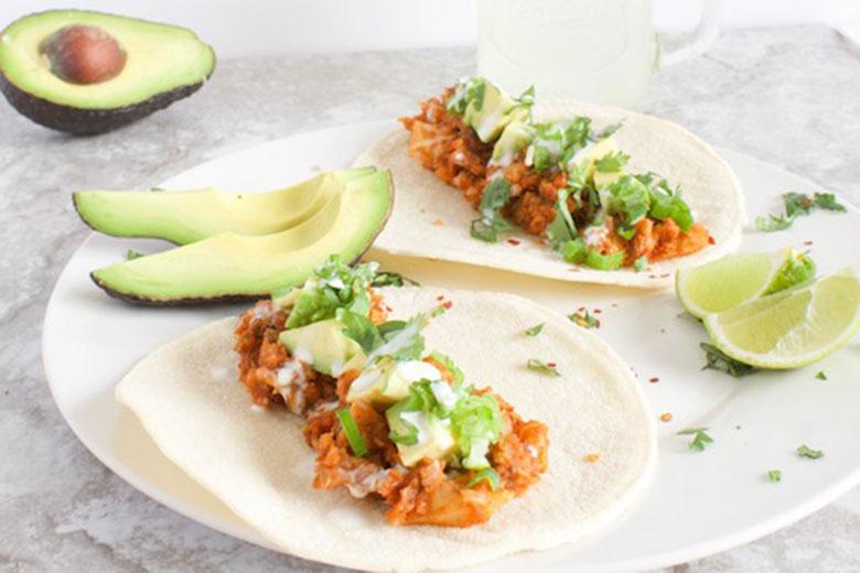 Lentil Cauliflower Tacos | Food & Nutrition | Stone Soup