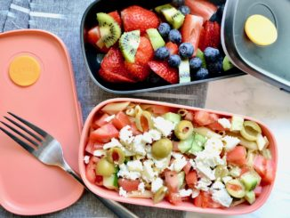 A Leak-Proof and Stylish Lunch with This Lunchbox To Go