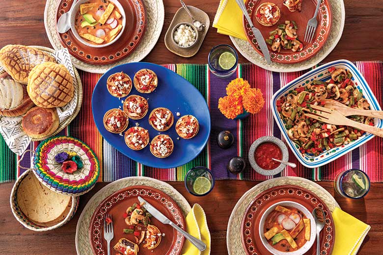 My Global Table: Mexico | Food & Nutrition Magazine | November/December 2019