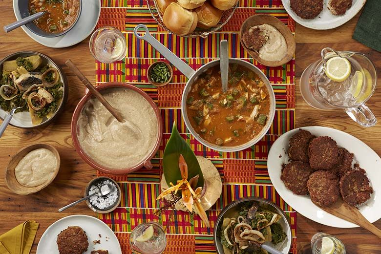 My Global Table: Ghana | Food & Nutrition Magazine | Volume 9, Issue 4