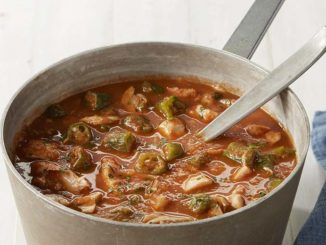 Chicken and Fish Soup with Vegetables | Food & Nutrition Magazine | Volume 9, Issue 4