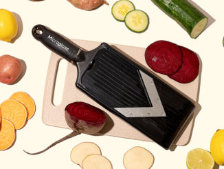 Slice It Thin with an Adjustable V-Slicer - Food & Nutrition Magazine - Stone Soup