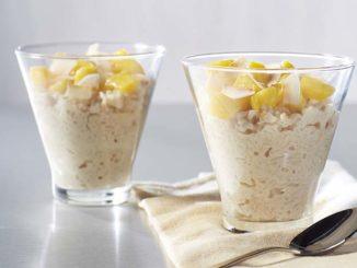 Mango Coconut Rice Pudding | Food & Nutrition Magazine | Volume 10, Issue 4