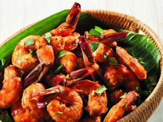 Marinated Shrimp | Food & Nutrition Magazine | Volume 9, Issue 5