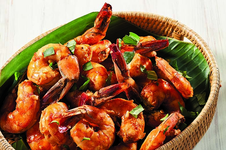 Marinated Shrimp | Food & Nutrition Magazine | Volume 9, Issue 5