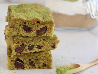 Matcha Brownies - Food & Nutrition Magazine - Stone Soup