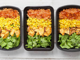 Meal Prep Shredded BBQ Chicken Salad Bowls | Food & Nutrition | Stone Soup