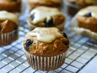 Pumpkin blueberry muffins - Food & Nutrition Magazine - Stone Soup