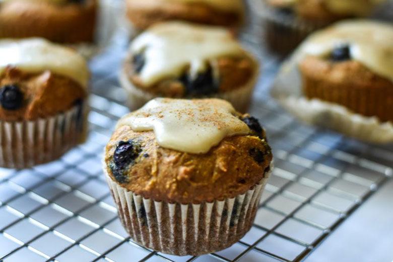 Pumpkin blueberry muffins - Food & Nutrition Magazine - Stone Soup