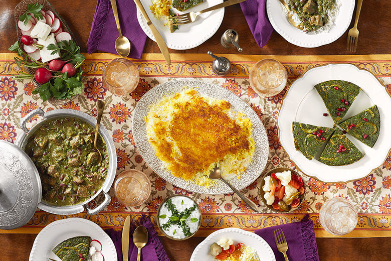 My Global Table: Iran
