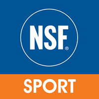 NSF Certified for Sport® (iOS version 2.4) -