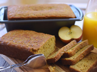 Orange Apple Quick Bread