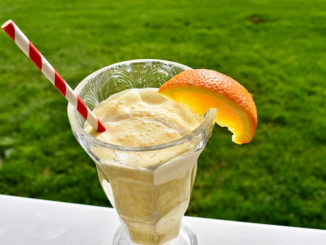 Orange Milkshake - Food & Nutrition Magazine - Stone Soup