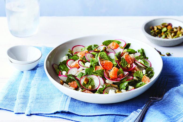 Radishes and Ricotta Salata Salad | Food & Nutrition Magazine | Volume 9, Issue 2
