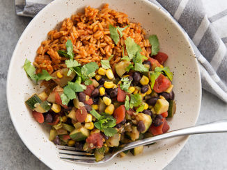 Ranchero Bean Bowl